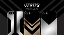Authentic More-Thing More Thing Vertex Metallic case for iPhone 5S, iPhone 5
