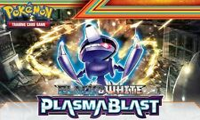 POKEMON TRADING CARD GAME - BLACK & WHITE PLASMA BLAST HOLO CARDS MINT