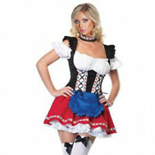 BEER WENCH Maid Oktoberfest COSTUME - All Sizes Plus Size