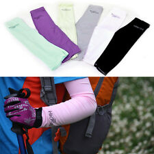 New UV Arm Muff Golf Fish Warmers Sun Block Protector Oversleeve Cover Sleevelet