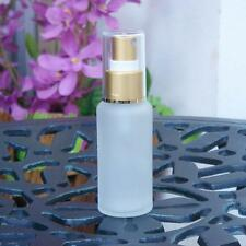 35ml Frosted Glass Bottle Atomizer Perfume Spray /20mm Free Shipping