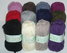 "100g King Cole ""Big Value"" Super Chunky Knitting Yarn, 12 Different Shades"