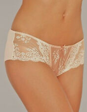 """Elle MacPherson """"Dentelle"""" Thong or Culotte in Cameo NWT"""