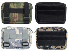 4x6 inch Camouflage Tactical Army Accessories Key Cell Phone Pouch Pack Bags