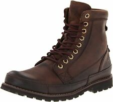 Timberland Mens Earthkeeper 15550 Brown Leather Lace-up Hiking Trail Work Boots