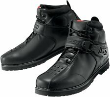 *Fast Shipping* ICON SuperDuty 4 Boot (Black) Motorcycle Boots
