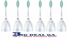 Philips Sonicare Toothbrush e Series Replacement Brush Heads - 6 Pack Sealed NIB