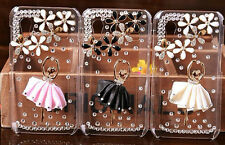 Crystal Diamond Ballet Girl Case Cover for SAMSUNG GALAXY ACE S5830 & GT-S5839i