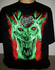 Slayer Root Of All Evil T-Shirt Size S M L XL 2XL 3XL Metal Band South Of Heaven