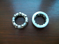 "2 Rear Wheel  1/4"" Caged bearings for bicycles, bikes, cycles, bike, bicycle"