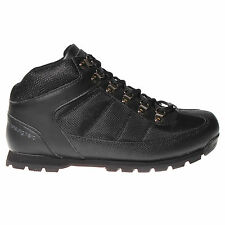 UNSUNG HERO Franz Mens Anke Shoe Boot - Black - RRP £45