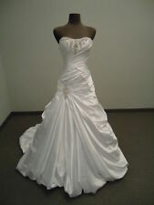 Ivory Wedding Bridal Gown size 12-14
