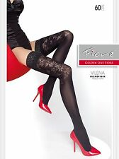 Fiore Vilena Sexy Lace Top THIGH HIGHS  from Europe Hosiery Leggings Pantyhose
