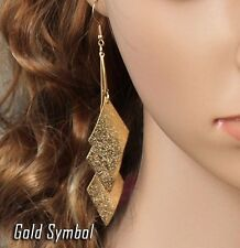 BIJOUX BOUCLE OREILLE FANTAISIE OR ARGENT EARRINGS JEWELRY GOLD SILVER fashion