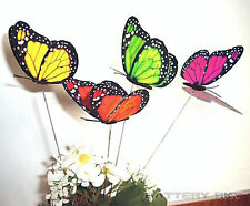 Colourful Artificial Butterflies Dummy Craft For Wedding Party Home Decoration