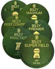 Bisley Air Rifle Pellets Practice Superfield Pest Control  Magnum Premier LRG