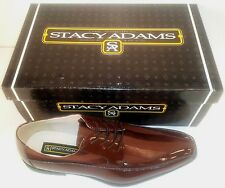 STACY ADAMS ROYALTY BROWN