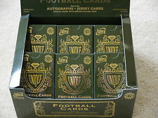 FUTERA UNIQUE 2012 BASE FOOTBALL CARDS 181 - 200 BRAND NEW IN ULTRA-PRO SLEEVES