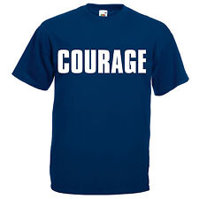 Ellie Goulding Courage style t-shirt as worn on Children in Need XS to 5XL