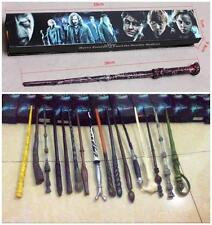 Harry Potter Characters Magical Wand Brand New in Box Cosplay Wholesale 19 STYLE