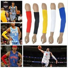 DI US One Arm Sleeve Cover Sun Armband Skin Protection Sport Stretch Basketball