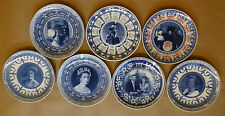 Wedgwood Queens Ware Daily Mail Plates (Individually Priced)