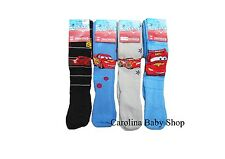 NEW Disney Pixar Cars boys tights, 2 3 4 5 6 7 years