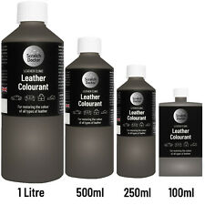 GREY Leather Colourant for repairs & restorations. / Pigment Stain Dye