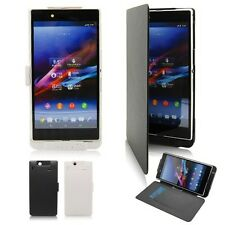 5000mAh Extended Battery Charger W/ W/O Flip Cover Case For Sony Xperia Z XL39h