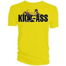 "Kick Ass ""Hit Girl in action"" - T-Shirt  - Comic Book / Movie Merchandise"