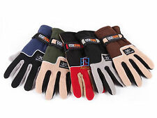 Unisex Winter Warm Outdoor Windproof Ski Motorcycle Snowboard Gloves Warm Thick