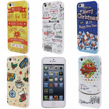 New Holiday Gifts House Image Hard Back Protect Skin Case Cover for i Phone 5 5S