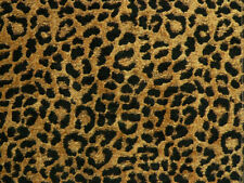 "3""x6"" Fabric Samples - Tiger, Zebra, Giraffe Animal Skin Designs"