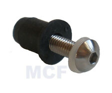 M5 Socket Button Head Stainless Screws Motorcycle Screen Fairing Bolts