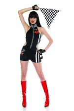 Speed Racer Turbo Minx Adult Womens Costume Sexy Cartoon Halloween Outfit