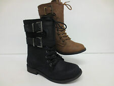 *SALE* GIRLS SPOT ON ZIP FASTENING FASHION BOOT IN TAN AND BLACK H5025