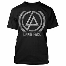 LINKIN PARK Concentric T-shirt (Black) Mens New 'Official'