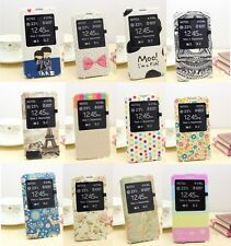 Luxury Painting wallet flip case cover stand for Samsung Galaxy Note 3 III N9000