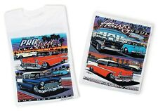 Chevy Pro Street Classics Tee Shirt Car Classic Vintage 55 56 57 Chevrolet