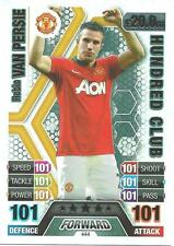 Choose 100 Club/Limited Edition 2013-2014 Topps Match Attax Premier League