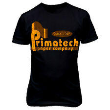 9200 PRIMATECH PAPER COMPANY T-SHIRT inspired by HEROES