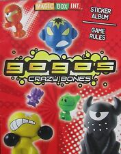 GOGOS CRAZY BONES  SERIES 1 NEW GENERATION - LIMITED & SPECIAL EDITION FIGURES