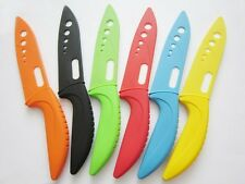 "6"" 6inch Colorful Handle Sharp Ceramic Knife Chefs Kitchen Knives 6 color Select"