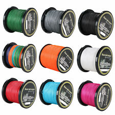 8Strands 100M 130LB-300LB Spectra Super Strong Dyneema Braided Sea Fishing Line