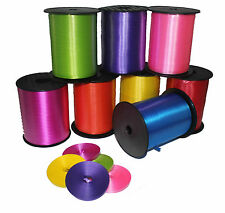 50 metre Balloon Curling Ribbon - Pick and Mix 2 Colours from 15 available