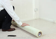 Carpet & Stair Floor Temporary Protection Protector Film Cover- select size RW