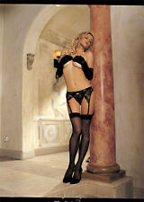 SEXY Sheer Stretch Nylon Stockings. Sexy Thigh High Stockings. Made in the USA.