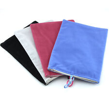 Soft Sleeve Case Cover Pouch Bag For 7/8/9/9.7/10 Tablet Reader PAD IPAD GPS TAB