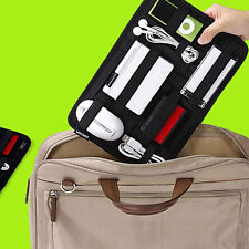 Cocoon GRID IT Organizer Laptop Ipad Mini Office Cable Travel Accessory Case Bag