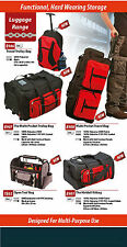 LUGGAGE TRAVEL TROLLY BAG TOOL BAG HOLDALL KITBAG BACK PACK PORTWEST FAB799